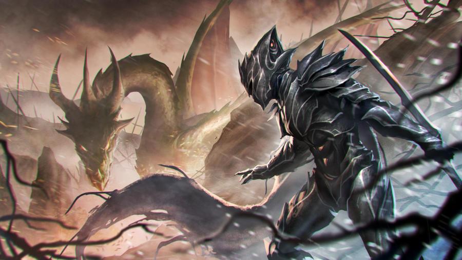 Dragon Hunter by chrisnfy85