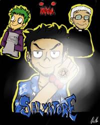 Salvatore by ArtedeNacho