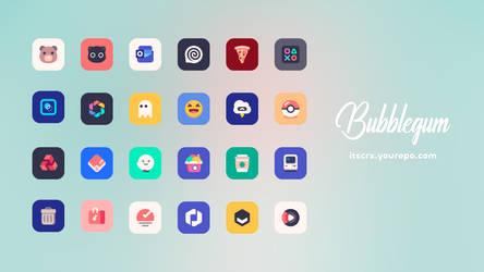 Bubblegum Theme by Dwx50