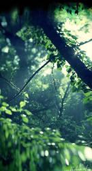 Green Joy by kharlamov