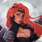 | Time to pull myself together | Miss Fortune Gg | by Jarisu