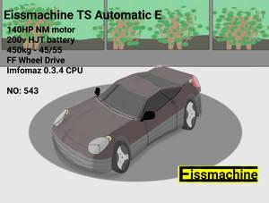 Eissmachine TS Automatic E