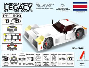 Maxzyma Legacy ST-435 Coupe