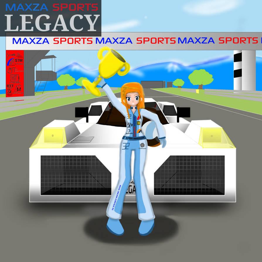Annie T. Tyree - MAXZA SPORTS Legacy