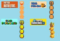 Mario Maker DLC Idea Pokey by KoopshiKingGeoshi