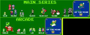 Luigi Of The Year! (MAJOR UPDATE)