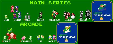 Luigi Of The Year! (MAJOR UPDATE) by KoopshiKingGeoshi