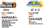 NSMB3 and SMG3 Power Ups ideas (READ BELOW)