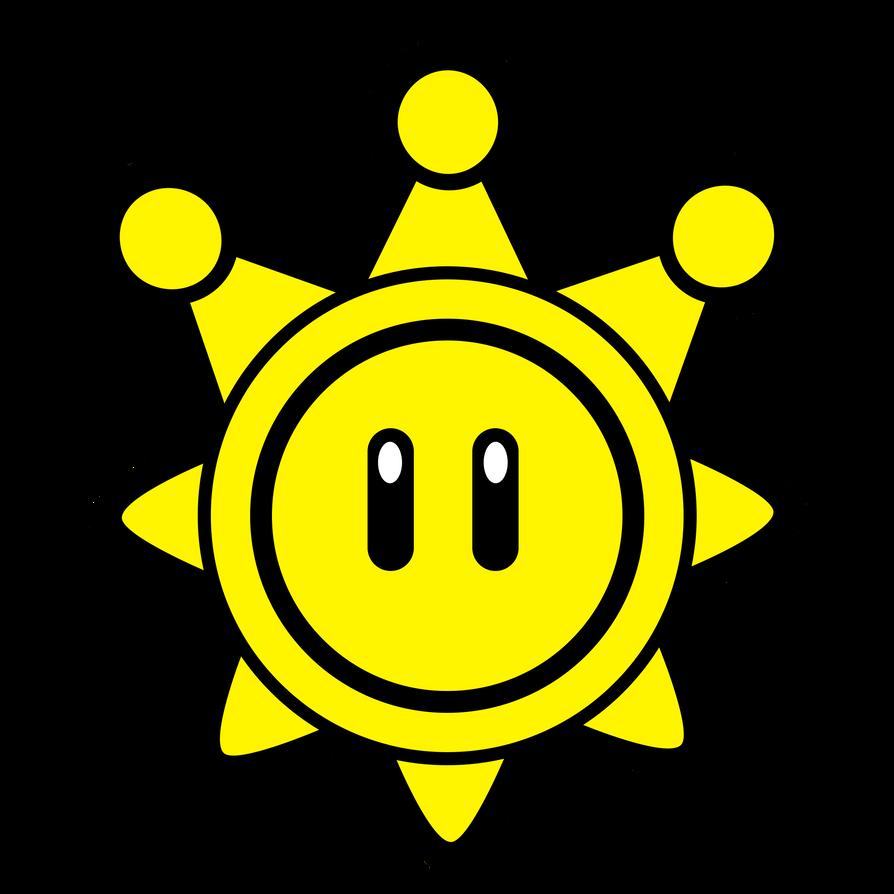 Shine Sprite 2D Vector by KoopshiKingGeoshi