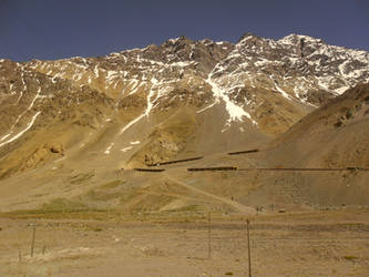 Los Andes mountains 2 by Kalosys-stock