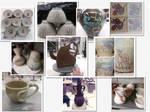 Ceramics this semester by Ryvienna