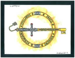 Excalibur Keyblade
