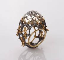 Harem Ring by Selda Okutan by SeldaOkutan