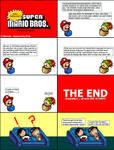 Anita Sarkeesian's Super Mario Bros