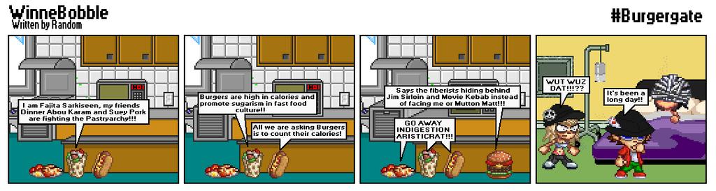 453 - BurgerGate by RandomDC3