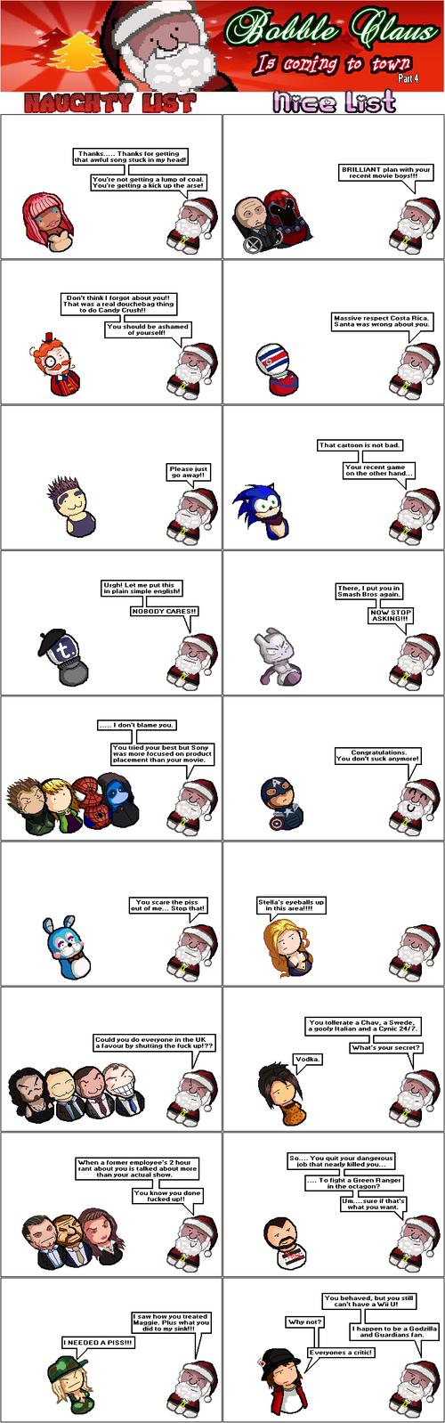 457 - Bobble Claus part 4 by RandomDC3