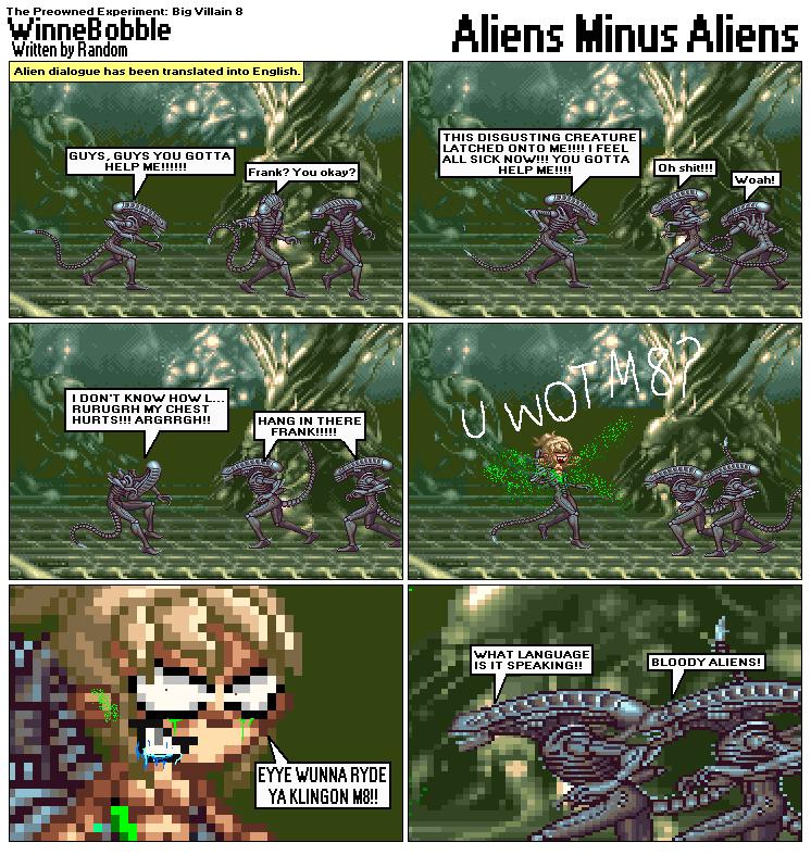 483 - Aliens Minus Aliens by RandomDC3