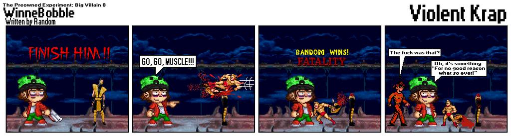 484 - Violent Krap by RandomDC3