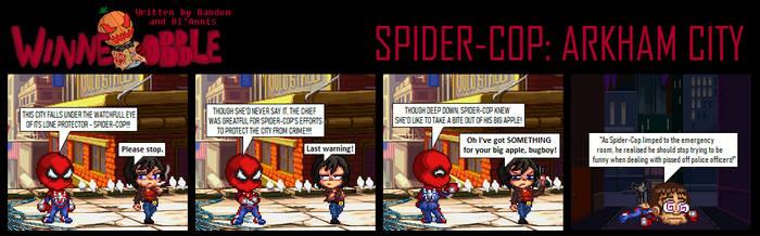 1012 - Spider-Cop: Arkham City
