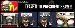NTV 014 - Leave it to President Beaver