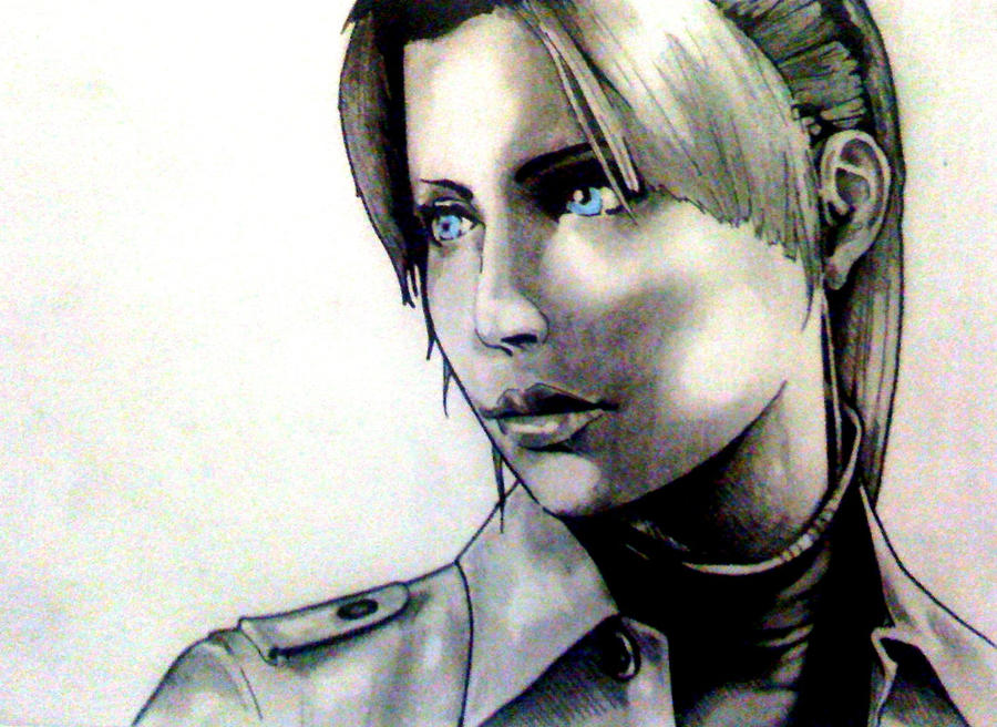 claire redfield by campionistudio