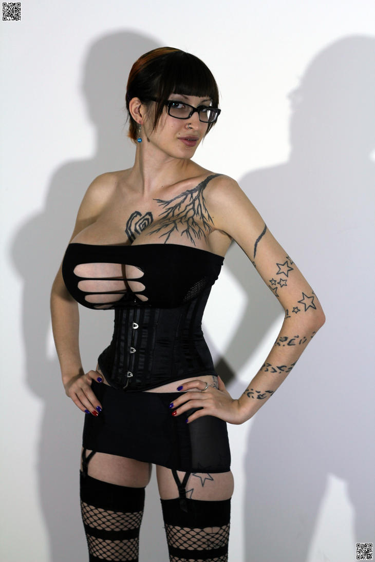 ariane saint amour cosplay Corsetery 002 by Ariane-Saint-Amour