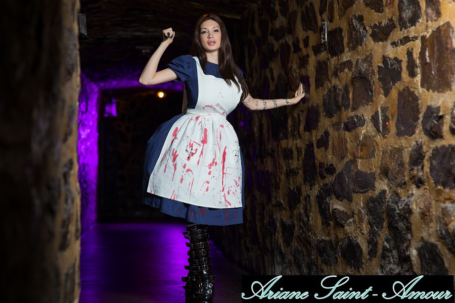 Alice Madness preview part 1 by Ariane-Saint-Amour