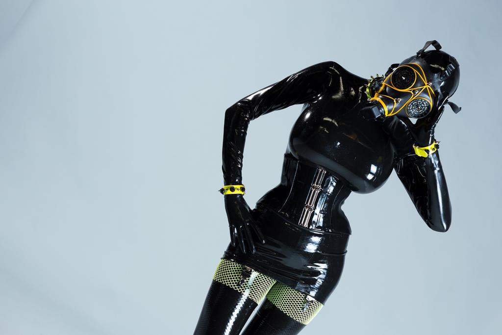 Black n Yellow by Ariane-Saint-Amour