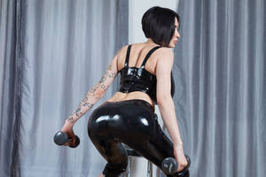 Squats by Ariane-Saint-Amour