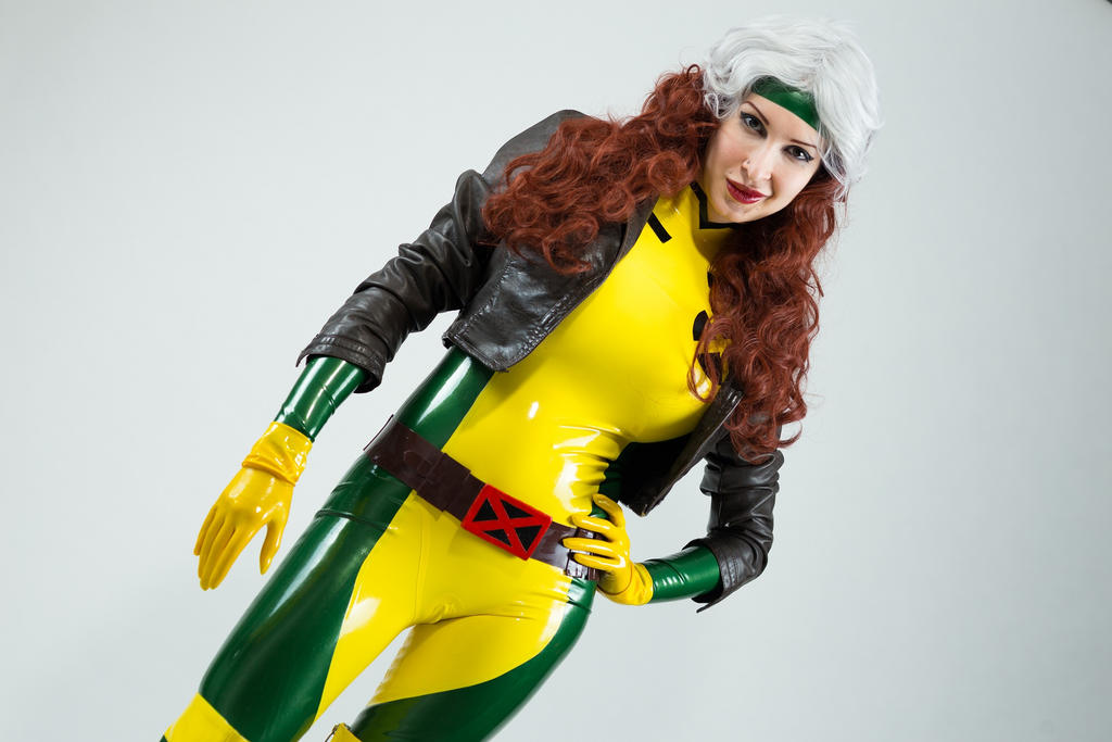 Rogue Part 1 by Ariane-Saint-Amour