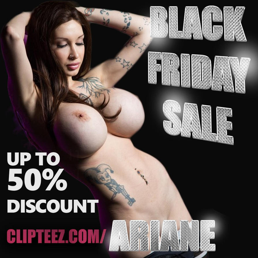 Black Friday by Ariane-Saint-Amour