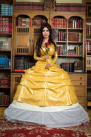 Beauty And the Beast by Ariane-Saint-Amour
