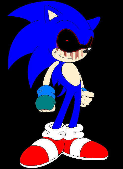 Sonic exe by airsharksquad on deviantart