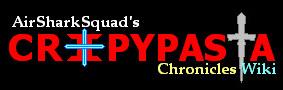 Creepypasta Chronicles Wiki logo by AirSharkSquad