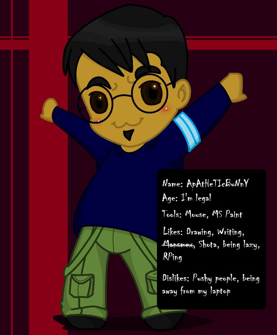 ApAtHeTIcBuNnY's Profile Picture