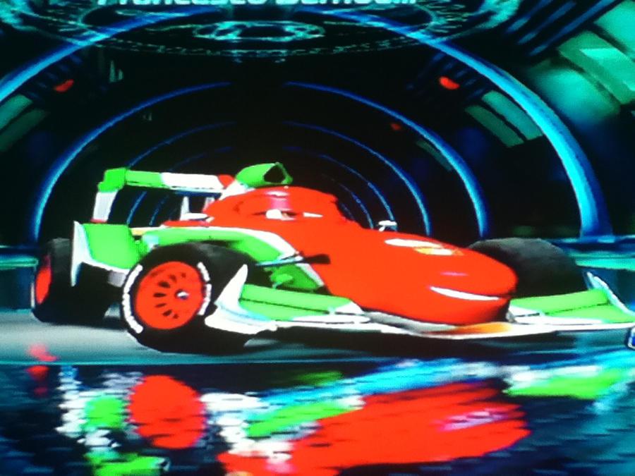 Francesco Bernoulli (Cars 2: The Video Game) by CarsGirl95 on ...