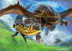 Monster Hunter  : Hunting time
