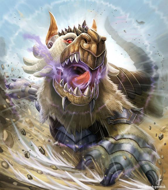 Howling Blast by fandygembuk
