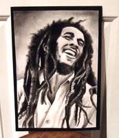 Bob Marley by Louisa911