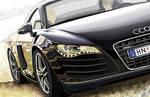 Audi R8 in MS Paint
