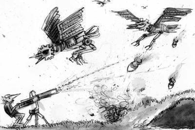 Noah Ramsbottom Illustration 3 by Louisa911