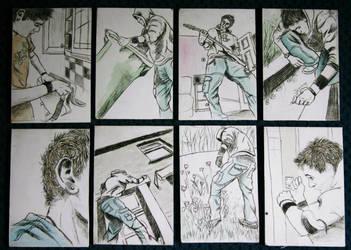 Anti Social Behaviour Prints by Louisa911