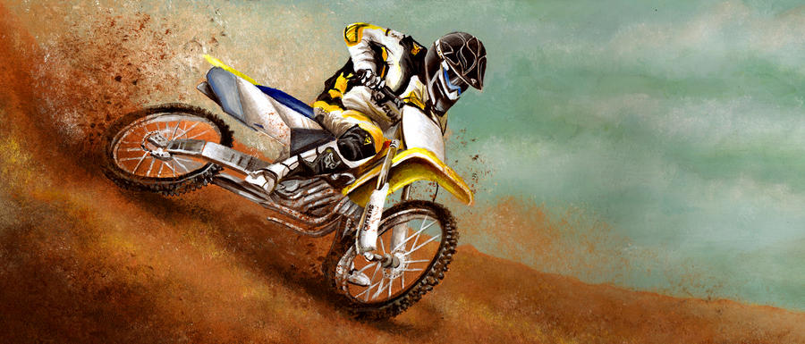 Motocross by Louisa911