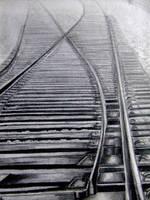 Train Tracks by Louisa911
