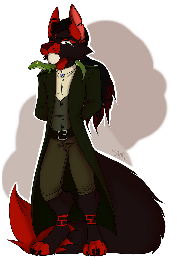 Pirate Brother - Commission by THEsquiddybum