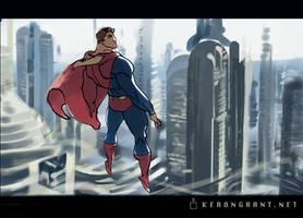 Metropolis by Kerong