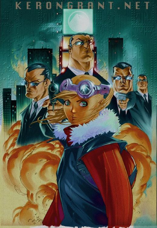 Matrix Cover by Kerong