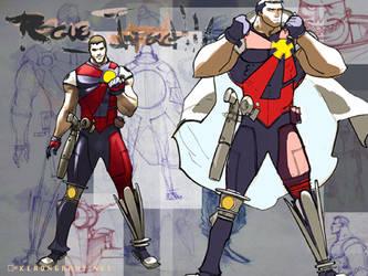 Rogue Impact:   Seemer by Kerong