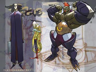 Rogue Impact:  Uuun Jop Kagg by Kerong