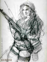 Guerrilla by Kerong